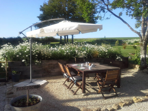 Breakfast Terrace