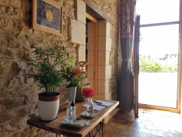 Chambres d_Hotes entrance