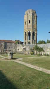 Charroux Tower