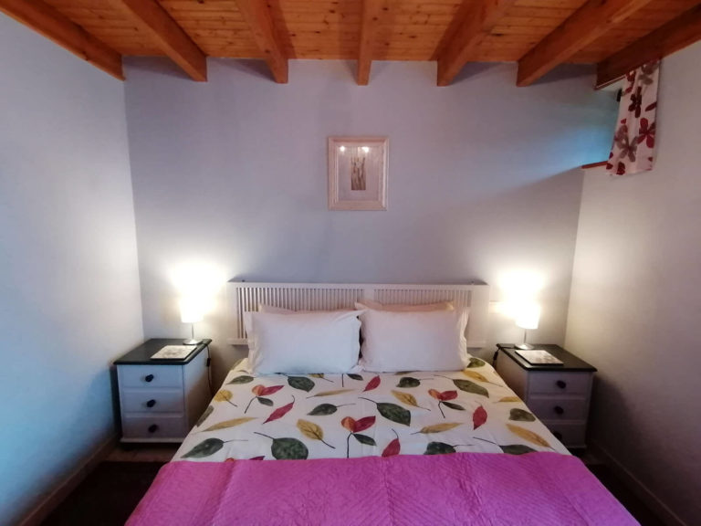 Le Poirier bedroom
