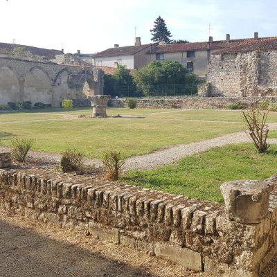 Charroux Abbey 1