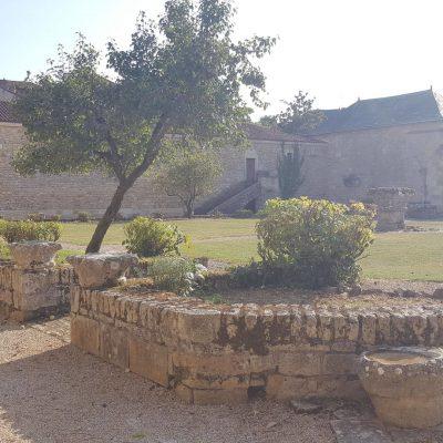 Charroux Abbey 2
